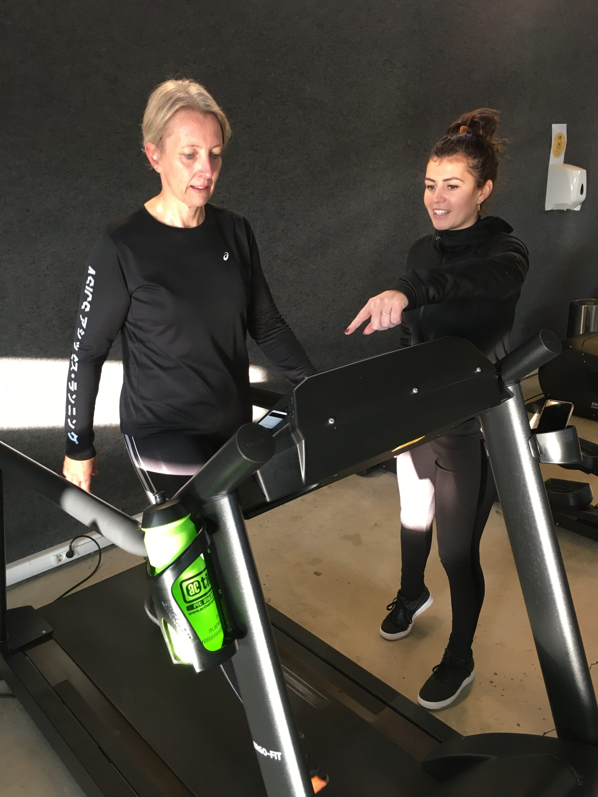 PT treadmill - Active Fit and More