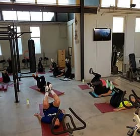 Groepsles tijdens covid - Active fit & more